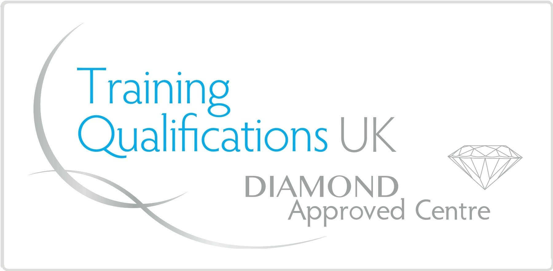Diamond approved centre logo