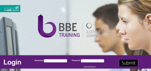 BBE Training login image